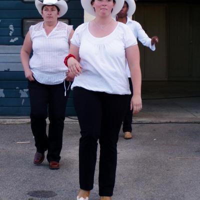 Démo à Bois Le Roy le 21 Juin 2012