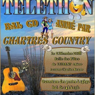 Affiche telethon luisant 02 12 18