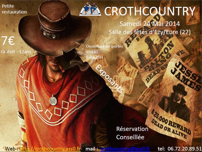 Crothcountry 24 05 2014